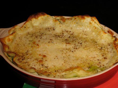 pesto-lasagna
