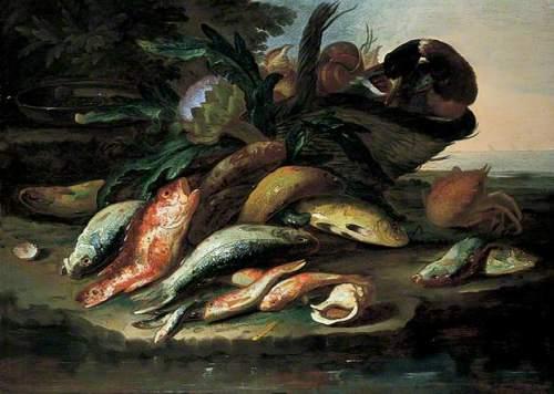 giusseppe_recco_fish