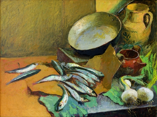 Antonio_Sicurezza_-_Still_life_with_anchovies