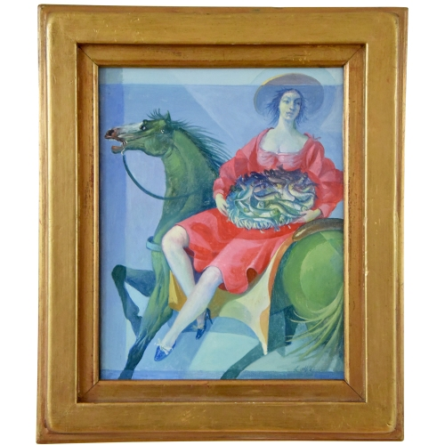 vincenzo-calli-painting-woman-on-horseback-with-basket-of-fish-1636843-en-max